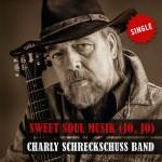 Cover Charly Schreckschuss Sweet Soul Musik Kat. SR-SGL201812975