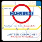 Webklick Button Musiktransfair lcB Circle Line