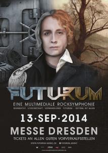 2015 Futurum-Plakat-Leer