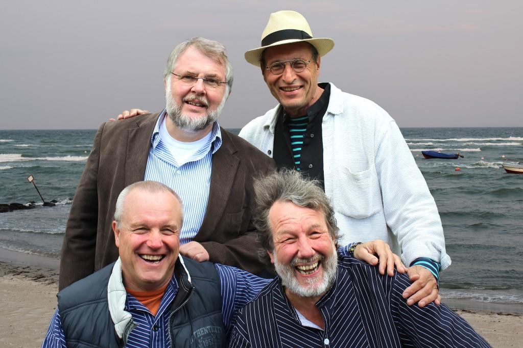 Musiktransfair Plattpaket Quartett 2 Foto von Julia Weber