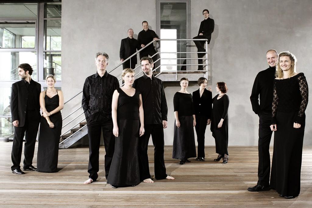 Pressefoto Vocalconsort BERLIN Foto Kristof Fischer