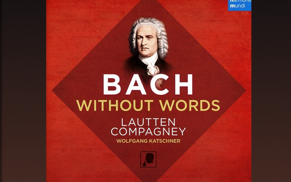 "Brandneu bei Sony –  ""Bach without words"" lautten compagney BERLIN"
