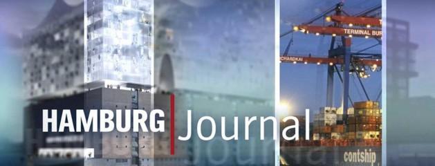 Lars-Luis Linek im NDR Hamburg Journal