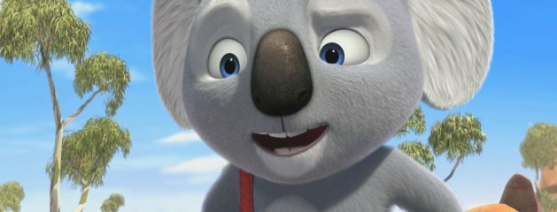 Ein kleiner Koala, Held aller Aussies, erobert den KiKa und die Titelmelodie …