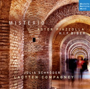 Musiktransfair Cover lautten compagney Misterio Sony