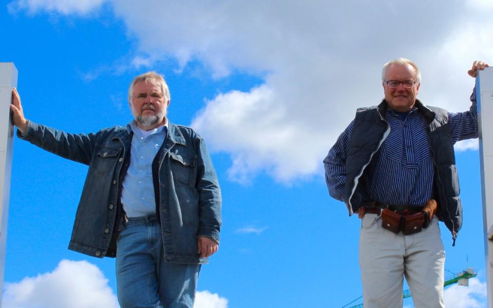 Gerd Spiekermann und Lars-Luis Linek rocken die Laeiszhalle!