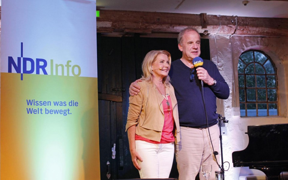 Hubertus Meyer-Burckhardt traf Jane Comerford!
