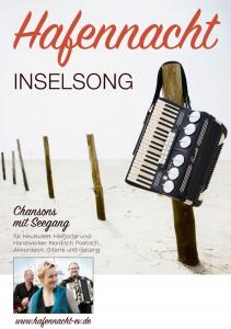 Musiktransfair Plakatvorschau Hafennacht Inselsong