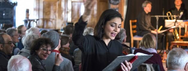 Kulturen im humorvollen Dialog! Mit der lautten compagney das alte Persien entdecken!