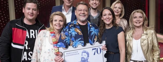 Mensch Jürgen! Jane gratuliert zum 70!