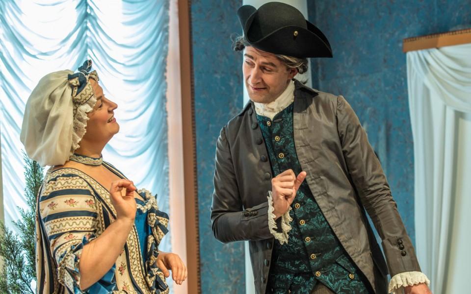 Der Apotheker – kleine Oper in großem Stil ab Mai 2019!