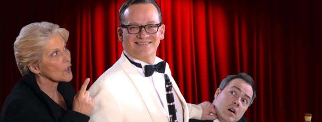 Swingin' Words neues Programm: Benny Goodman Blues // Die wahre Story des King of Swing!