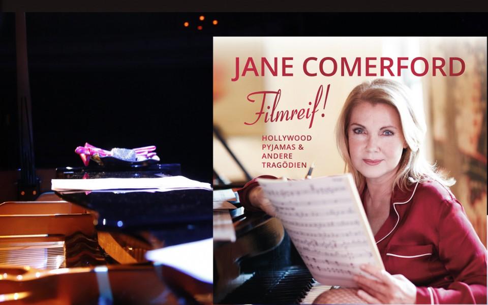 Filmreifer Frühling 2019 – neues Album und bundesweite Tour von Jane Comerford!