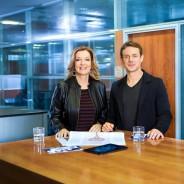 """Jane Comerford zu Gast bei """"Tietjen und Bommes"""" am 17.05.2019"""