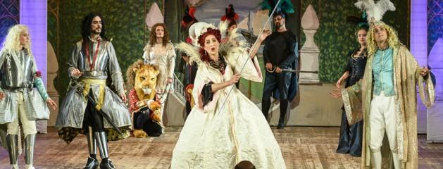 Wiederaufnahme 2021 // Alcina // Händels berühmte Zauberoper mit der lautten compagney BERLIN // Barocke Farbenpracht
