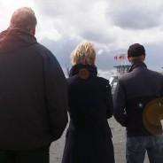"""Sehenswert! Das """"Hamburg Journal"""" würdigt das Hafennacht-Trio."""