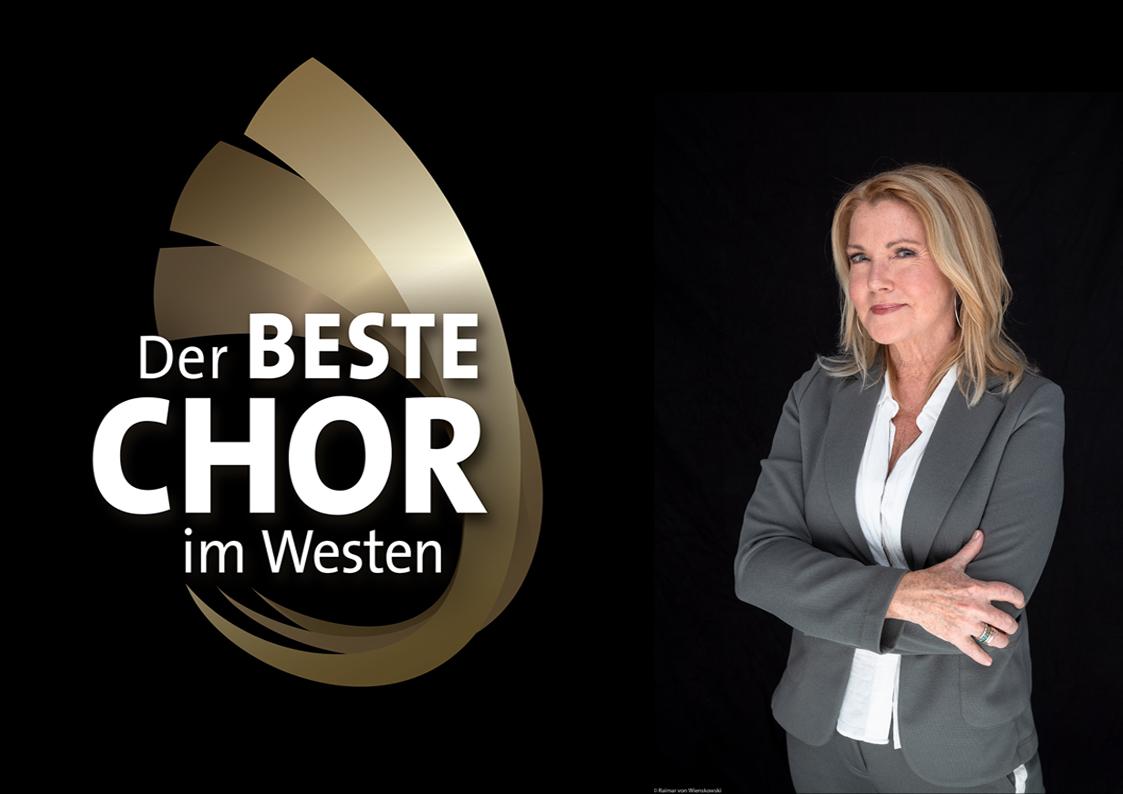 Homepage Neuigkeiten Jane Comerford WDR Bester Chor 2019 Musiktransfair