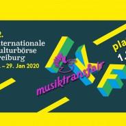 Musiktransfair steht auf die (!) 32.Internationale Kulturbörse in Freiburg!