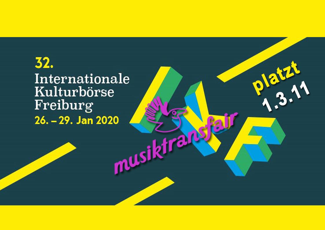 2020 Homepage Neuigkeiten 32.IKF Musiktransfair