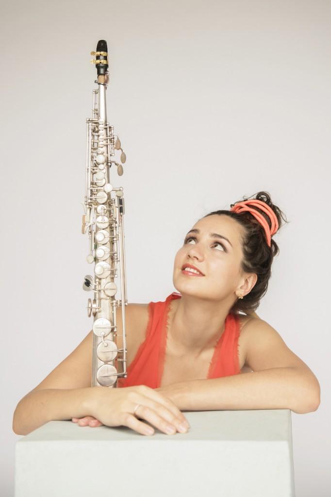 Webklick Musiktransfair lautten compagney Asya Fateyeva Foto NedaNavaee