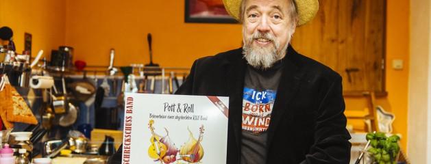 """Nominiert für den Preis der deutschen Schallplattenkritik! """"Pott & Roll"""" auf der Longlist 2/2020!"""