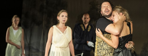 DIDO & AENEAS // Opernpremiere der lautten compagney BERLIN sorgt für Gänsehaut!