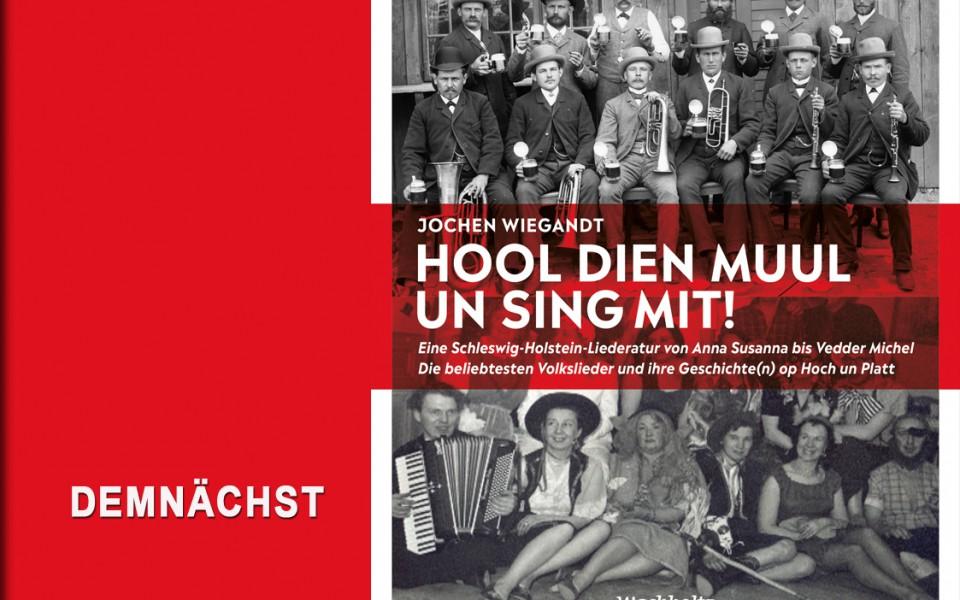 Worauf wir uns freuen können … Das neue Musikbuch von Jochen Wiegandt!