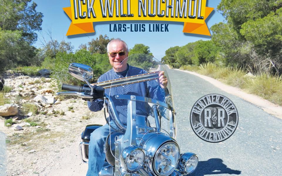 Ich will nochmol! Gute Laune von RENTNER-ROCKER Lars-Luis Linek!