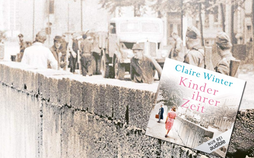 NEU! Sabine Kaack liest Claire Winter – Kinder ihrer Zeit