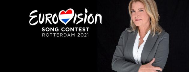 Eurovison Song Contest 2021 // ARD startet Songcheck mit Jane Comerford