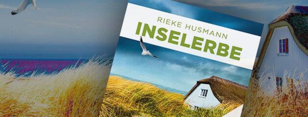 Neues Hörbuch // Sabine Kaack spricht Rieke Husmann // Inselerbe // Hella Brandt 4