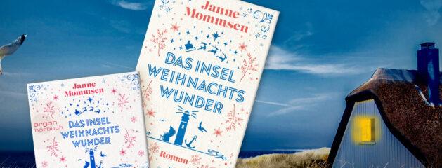 Sabine Kaack liest Janne Mommsen // Das Inselweihnachtswunder // Neues Hörbuch!