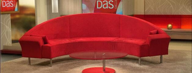 Sabine Kaack bei NDR DAS! // Zu Gast auf dem ROTEN SOFA am 14.4.2021