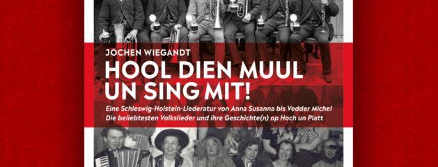 Lust auf Singen // Das neue Musikbuch von Jochen Wiegandt // Nicht nur für Schleswig-Holsteiner!