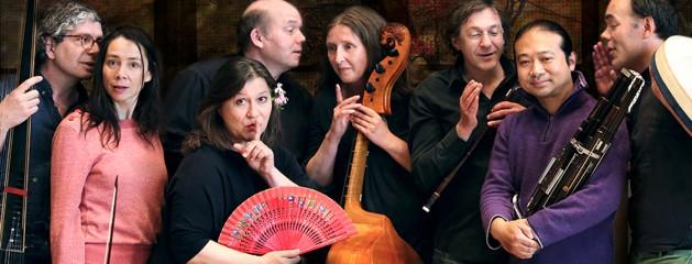 Neue Reisetermine mit Marco Polo, Eva Mattes und der lautten compagney!